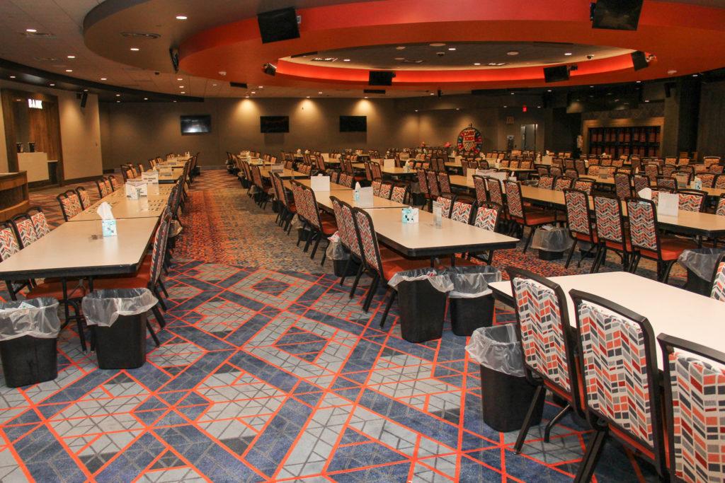 Ho-Chunk Casino, Oneida, WI, Drywall, Flooring